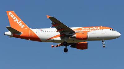 OE-LKK - Airbus A319-111 - easyJet Europe