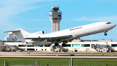 N216WE - Boeing 727-2S2(Adv)(F) - IFL Group