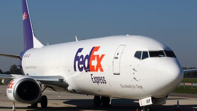 OE-IAP - Boeing 737-4M0(SF) - FedEx (ASL Airlines)