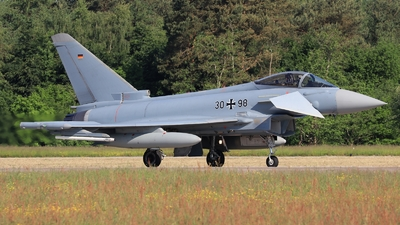 30-98 - Eurofighter Typhoon EF2000 - Germany - Air Force