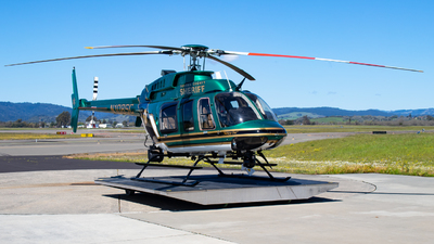 N108SC - Bell 407GXP - United States - Sonoma County Sheriff