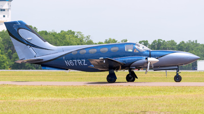 N67RZ - Cessna 414A Chancellor - Private