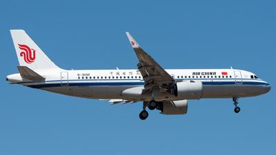 B-309F - Airbus A320-271N - Air China