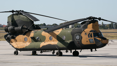 16-7466 - Boeing CH-47F Chinook - Turkey - Army