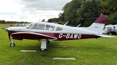 A picture of GBAWG - Piper PA28R2002 - [28R7335133] - © Glyn Charles Jones