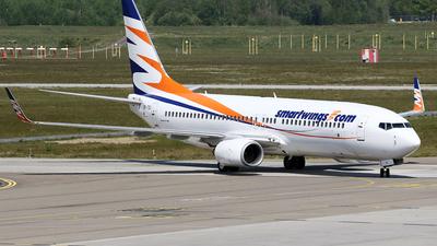 A picture of OKTSU - Boeing 7378FZ - Smartwings - © Jeroen Stroes