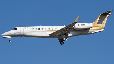 B-3280 - Embraer ERJ-135BJ Legacy 650 - Private