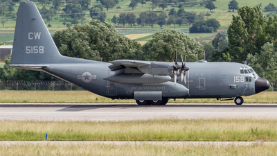 165158 - Lockheed C-130T Hercules - United States - US Navy (USN)