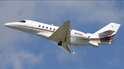 N610QS - Cessna Citation Latitude - NetJets Aviation