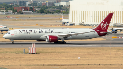 G-VOOH - Boeing 787-9 Dreamliner - Virgin Atlantic Airways