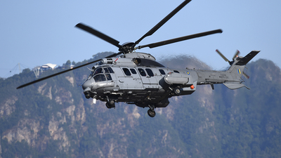 M55-02 - Eurocopter EC 725 Super Cougar - Malaysia - Air Force
