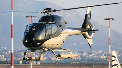 SX-HVA - Eurocopter EC 120B Colibri - HeliStar