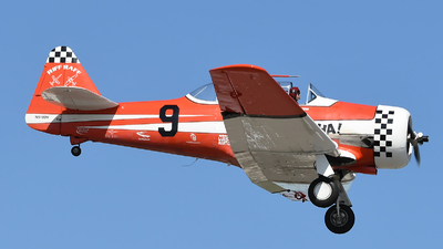 N5199V - North American SNJ-5 Texan - Private