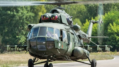 6108 - Mil Mi-17-1V Hip - Poland - Army