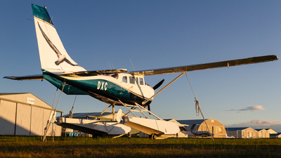 ZK-DXC - Cessna U206F Stationair 6 - Private