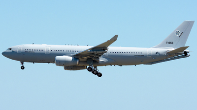 A picture of T055 - Airbus A330243MRTT -  - © Francesco Cavallin