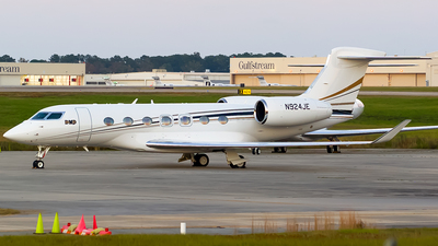 N924JE - Gulfstream G500 - Private
