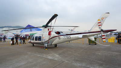 B-7785 - Agusta A109S Grand - Kingwing