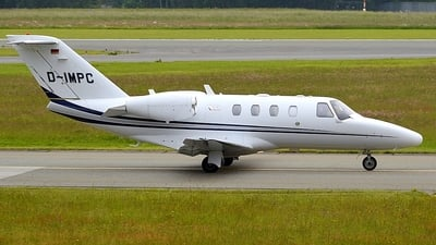 D-IMPC - Cessna 525 CitationJet 1 Plus - Private