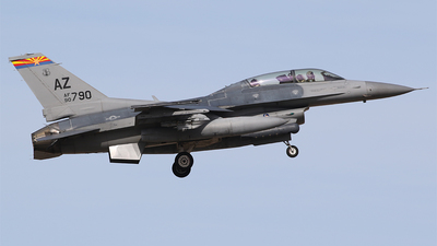 90-0790 - Lockheed Martin F-16D Fighting Falcon - United States - US Air Force (USAF)
