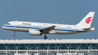 B-6677 - Airbus A320-232 - Air China