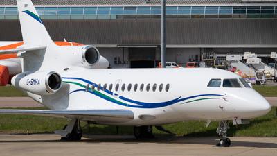 G-SMHA - Dassault Falcon 7X - Private