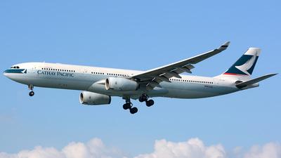 A picture of BLAI - Airbus A330342 - [0959] - © Hin Volvo - AHKGAP