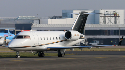 A picture of A6IFA - Bombardier Challenger 604 - [5641] - © mark p