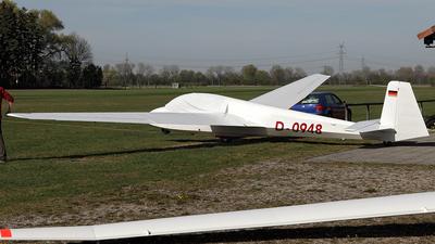 D-0948 - Schleicher ASK-13 - Aero-Club Dachau