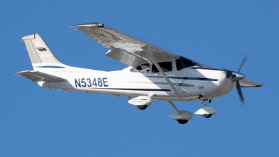 N5348E - Cessna 182T Skylane - Private