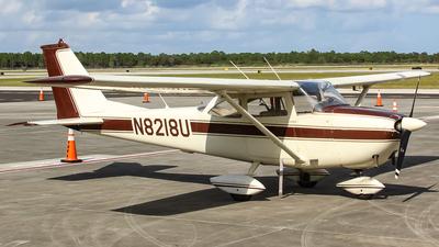A picture of N8218U - Cessna 172F Skyhawk - [17252118] - © Gary Guy