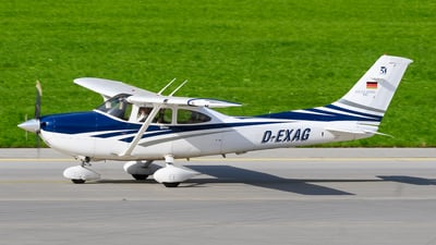 D-EXAG - Cessna T182T Skylane TC - Private