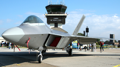 06-4129 - Lockheed Martin F-22A Raptor - United States - US Air Force (USAF)