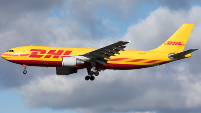 A picture of DAZMO - Airbus A300F4622R - DHL - © Sierra Aviation Photography