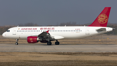 B-9978 - Airbus A320-214 - Juneyao Airlines