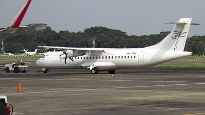 PK-TVM - ATR 72-212A(600) - Travira Air