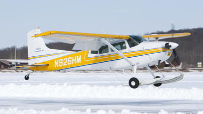 N926HM - Cessna A185F Skywagon - Private