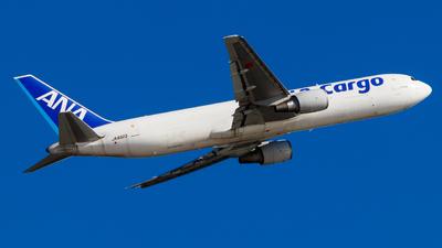 JA8323 - Boeing 767-381(ER)(BCF)  - ANA Cargo