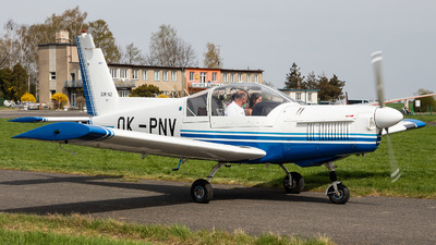 OK-PNV - Zlin 142 - Private