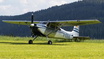 D-EBVB - Cessna 180H Skywagon - Private