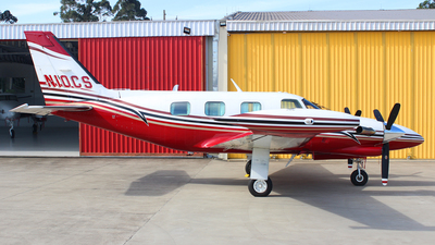 N10CS - Piper PA-31T1 Cheyenne I - Private