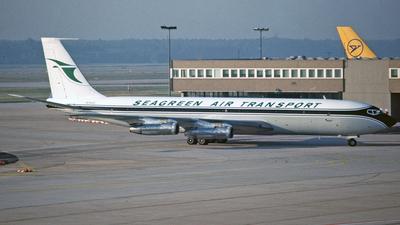 N14AZ - Boeing 707-336C - Seagreen Air Transport