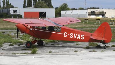 A picture of GSVAS - Piper PA18150 Super Cub - [187605] - © diopere geert