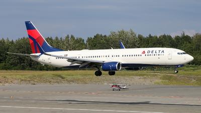 N838DN - Boeing 737-932ER - Delta Air Lines