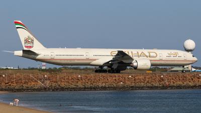 A picture of A6ETK - Boeing 7773FX(ER) - Etihad Airways - © ZRY246