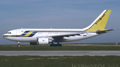 F-OGQN - Airbus A310-304 - Sudan Airways