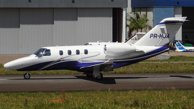 PR-HJA - Cessna 525 CitationJet M2 - Private