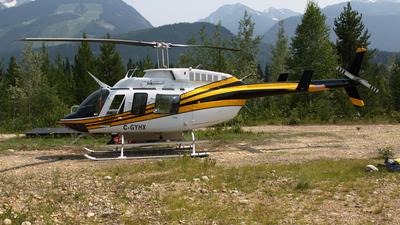 A picture of CGYHX - Bell 206L3 LongRanger III - [51545] - © Willy Dahmen