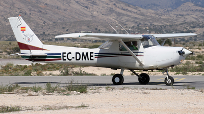 EC-DME - Reims-Cessna F152 - Aero Club - Alicante