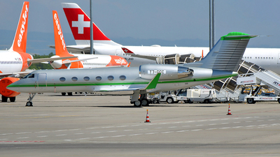 T7-GCC - Gulfstream G-IV(SP) - TAG Aviation